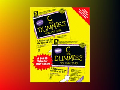 C For Dummies, Volume One & Two Bundle av Dan Gookin