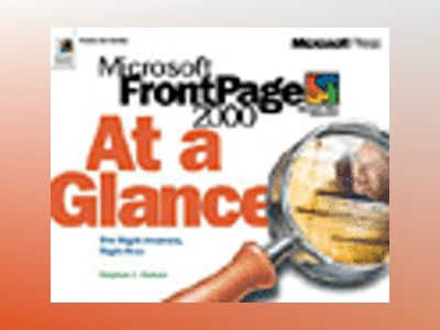 Microsoft FrontPage 2000 At a Glance av Stephen L. Nelson