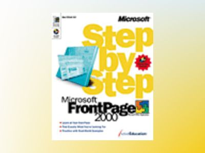 Microsoft FrontPage 2000 Step by Step av ActiveEducation