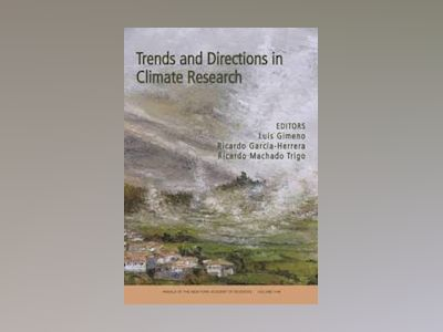 Annals of the New York Academy of Sciences, Trends and Directions in Climat av L. Gimeno