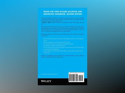 Fixed Income Securities and Derivatives Handbook: Analysis and Valuation, 2 av Moorad Choudhry