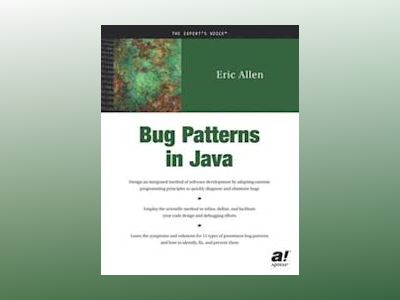Bug Patterns in Java av E. Allen