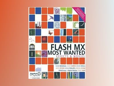 Flash MX Most Wanted av S. Bhangal