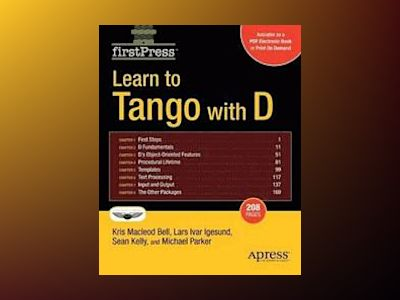 Learn to Tango with D av Bell