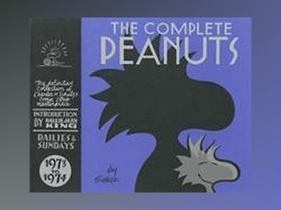 Complete Peanuts 1973-1974 av Charles M Schulz