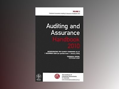 Auditing and Assurance Handbook 2010: Incorporating the Clarity Standards a av ICAA