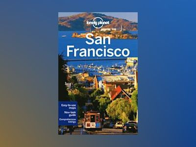 Lonely planet san francisco av John A. Vlahides