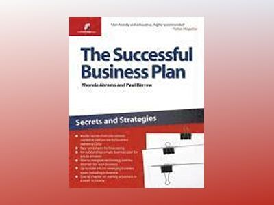 Successful business plan - secrets and strategies av Paul Barrow