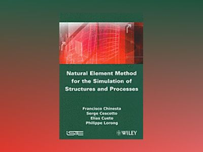 Natural Element Method for the Simulation of Structures and Processes av Francisco Chinesta