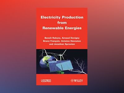 Electricity Production from Renewables Energies av B. Robyns
