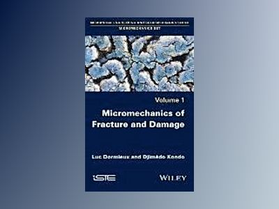 Micromechanics of Fracture and Damage av Luc Dormieux