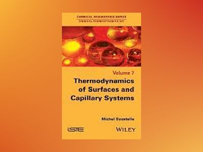 Thermodynamics of Surfaces and Capillary Systems av Michel Soustelle