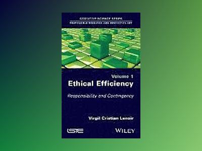 Ethical Efficiency: Responsibility for the Unprecedented av Virgil Cristian Lenoir