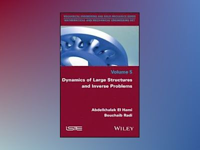 Dynamics of Large Structures and Inverse Problems av Abdelkhalak El Hami