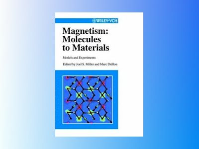 Magnetism: Molecules to Materials: Models and Experiments av Joel S. Miller