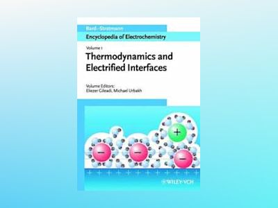 Encyclopedia of Electrochemistry, Volume 1, Thermodynamics and Electrified av E. Gileadi