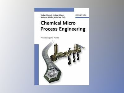 Chemical Micro Process Engineering: Processing, Applications and Plants av Volker Hessel