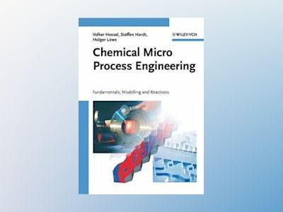 Chemical Micro Process Engineering: 2 Volume Set av Volker Hessel