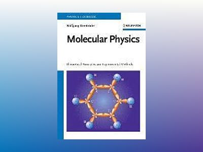 Molecular Physics: An Introduction to Theoretical Principles and Experiment av Wolfgang Demtröder