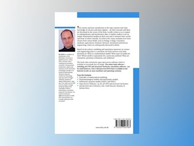 Mathematical Modeling and Simulation: Introduction for Scientists and Engin av Kai Velten