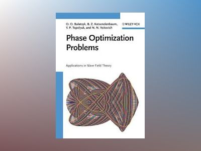 Phase Optimization Problems: Applications in Wave Field Theory av Olena O. Bulatsyk