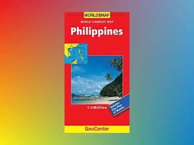 Philippines  Fillipinerna karta av GeoCenter UK