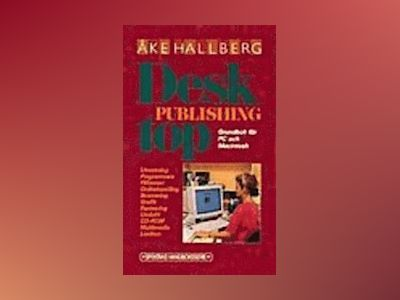 Desktop publishing av Åke Hallberg