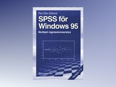 SPSS för Windows 95 (version 7.5) av Per-Olov Edlund