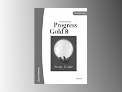 Progress Gold B - Study Guide av Elisabeth Legl