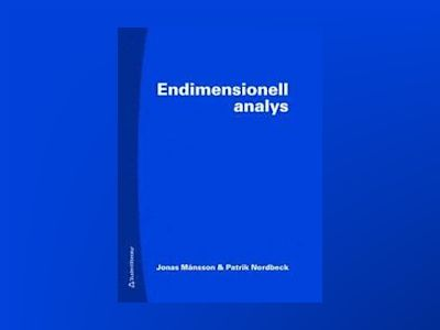 Endimensionell analys