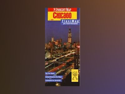 Chicago FlexiMap av GeoCenter UK