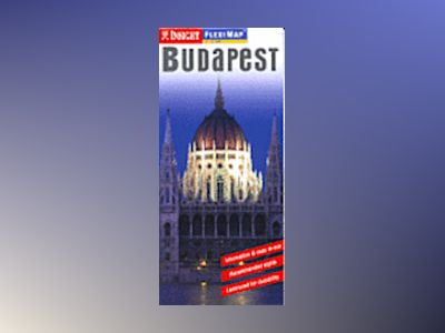 Budapest FlexiMap av GeoCenter UK