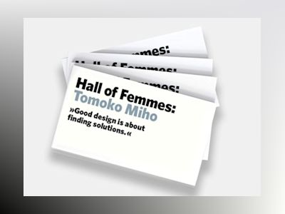 Hall Of Femmes: Tomoko Miho av Angela Tillman Sperandio