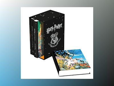 Harry Potter - presentbox av J. K. Rowling