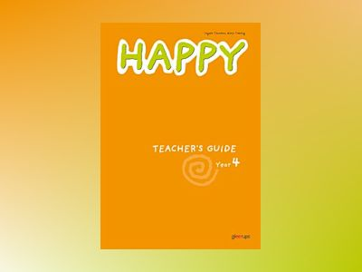 Happy Teacher's Guide Year 4 av Ingela Thunman
