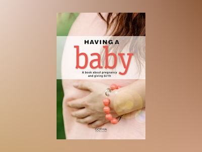Having a baby : a book about pregnancy and giving birth av Hanne Fjellvang