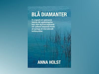 Blå diamanter av Anna Holst