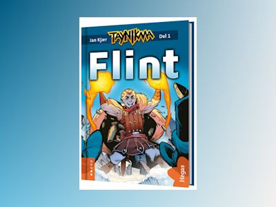 Flint (bok + CD) av Jan Kjaer