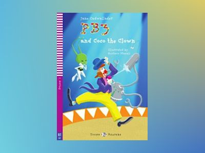 PB3 and Coco the Clown av Jane Cadwallader