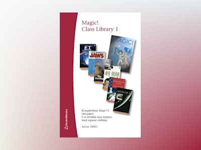 Magic! 6 Class Library av Karin Smed-Gerdin