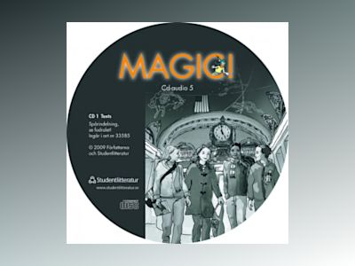 Magic! 5 Audio-cd av Karin Smed-Gerdin