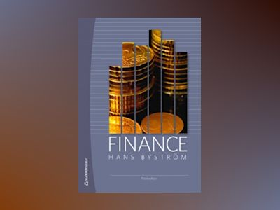 Finance - (bok + digital produkt) av Hans Byström