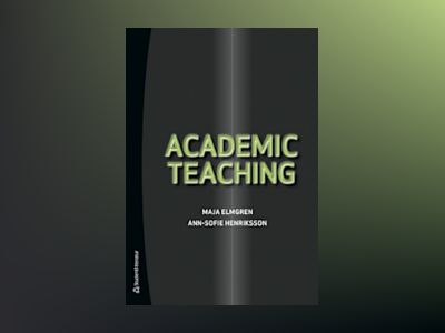 Academic teaching av Maja Elmgren