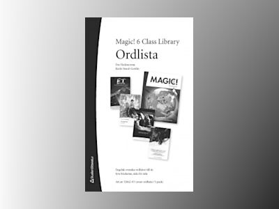 Magic! 6 Class Library Ordlista (5-pack) av Karin Smed-Gerdin