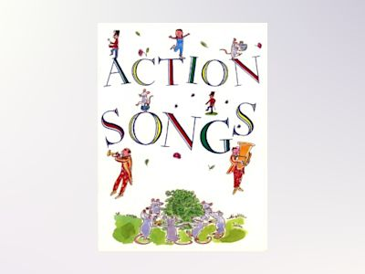 Action Songs Sångbok av Wendy Smith