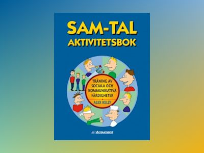 SAM-TAL - aktivitetsbok av Alex Kelly