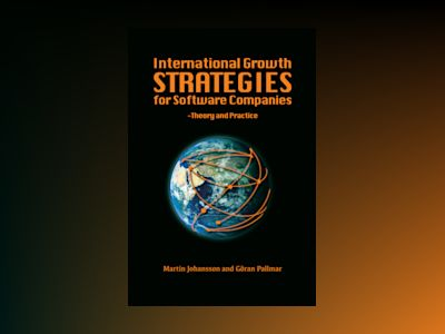 International growth strategies for software companies av Martin Johansson