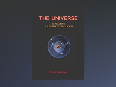 The universe is an atom in a emphty round room av Anette Skrzyniarz