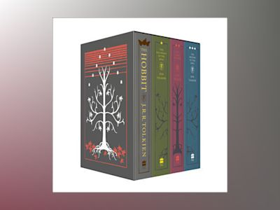 Hobbit/Lord of the Rings Box Collector's Edition with Cloth Covers av J. R. R. Tolkien