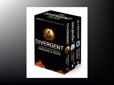 Divergent Trilogy Boxed Set (Adult Edition) av Veronica Roth